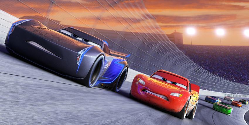 nerdface recensione cars 3