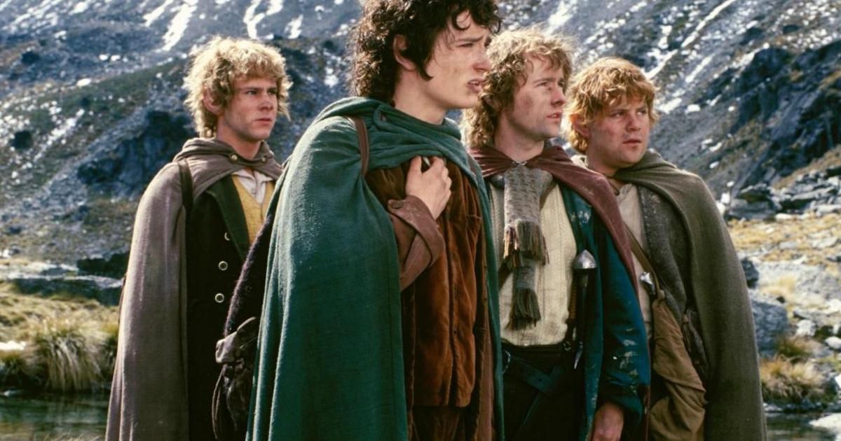 gli hobbit sono stanchi e ciancicati per colpa del viaggio - nerdface