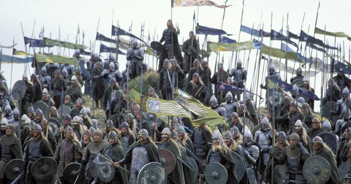le truppe sono pronte a difendere helm - nerdface