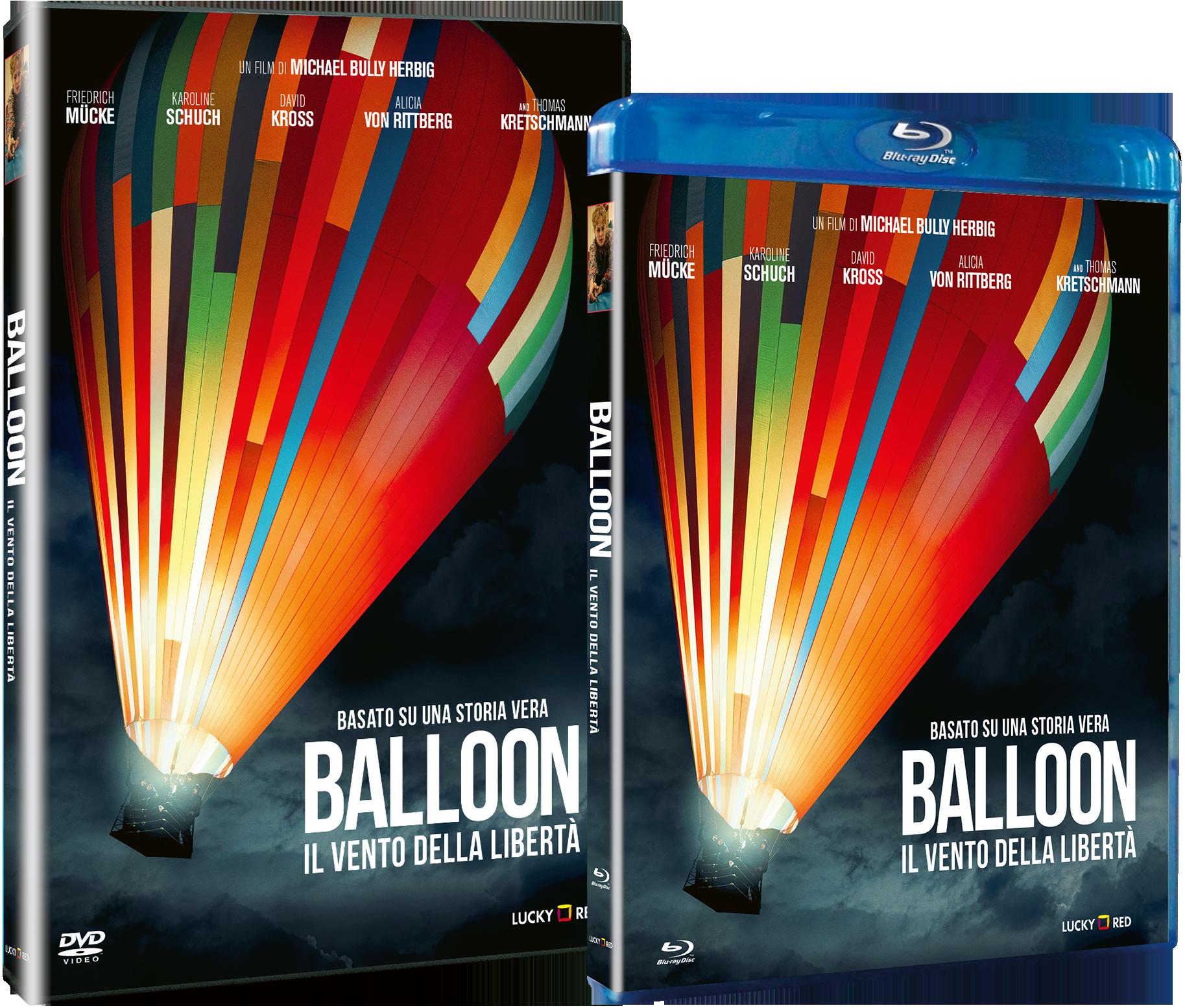 cover in dvd e blu-ray di balloon - nerdface