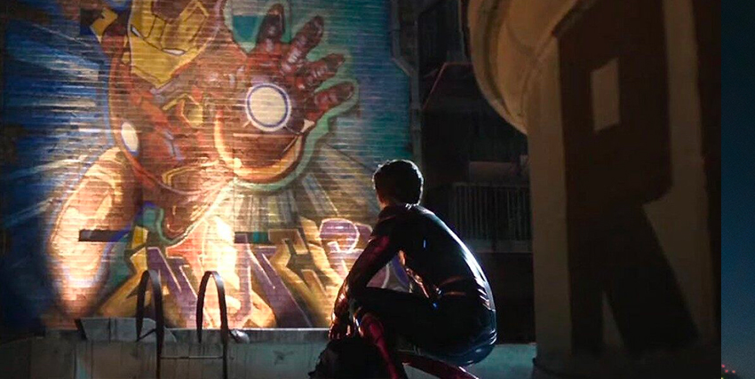 nerdface recensione spider-man far from home