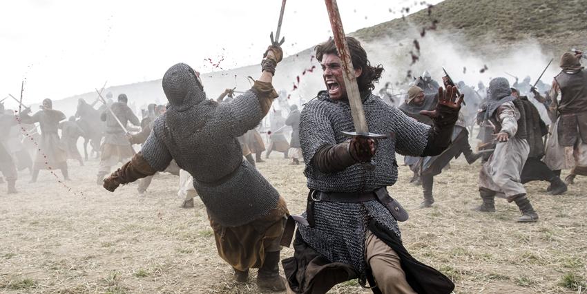 una cruenta battaglia campale vede el cid prevalere sul suo avversario - nerdface