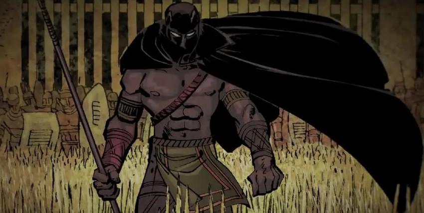 chi è questo eroe a petto nudo, mascherato e con mantello? - nerdface