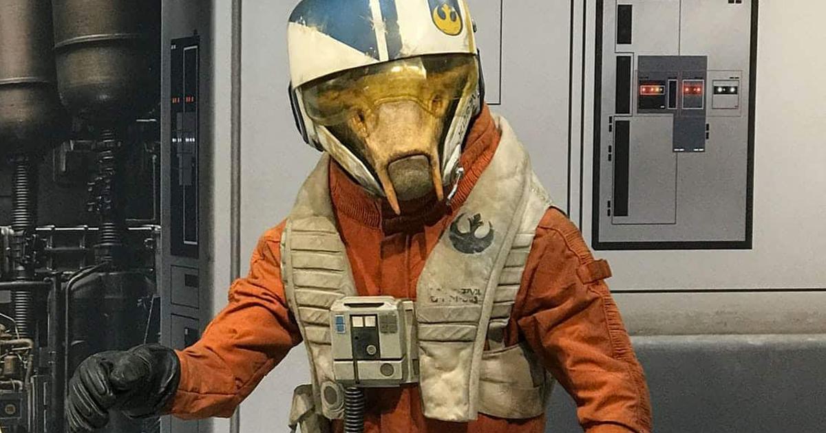 nerdface nerd origins star wars