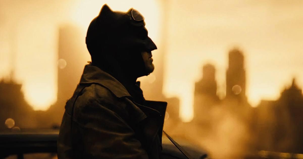 nerdface recensione zack snyder justice league