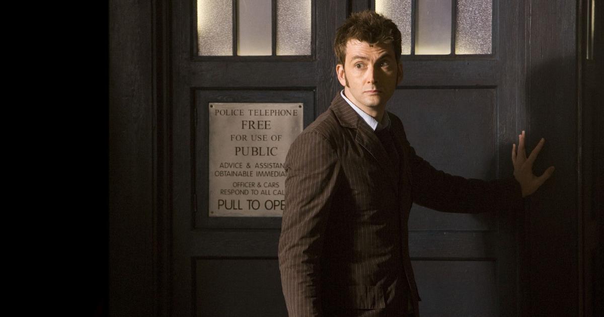 nerdface nerd origins david tennant doctor who