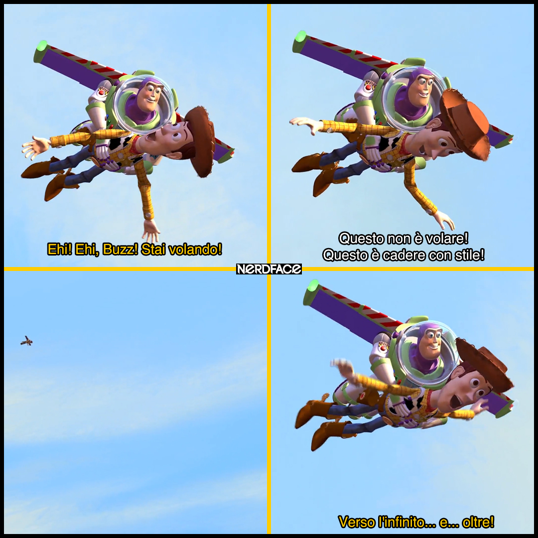 nerdface nerd origins meme toy story