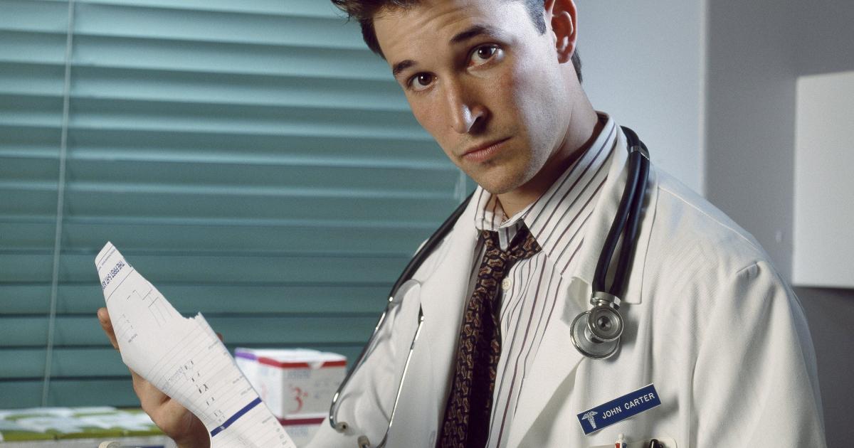 nerdface nerd origins noah wyle er medici in prima linea
