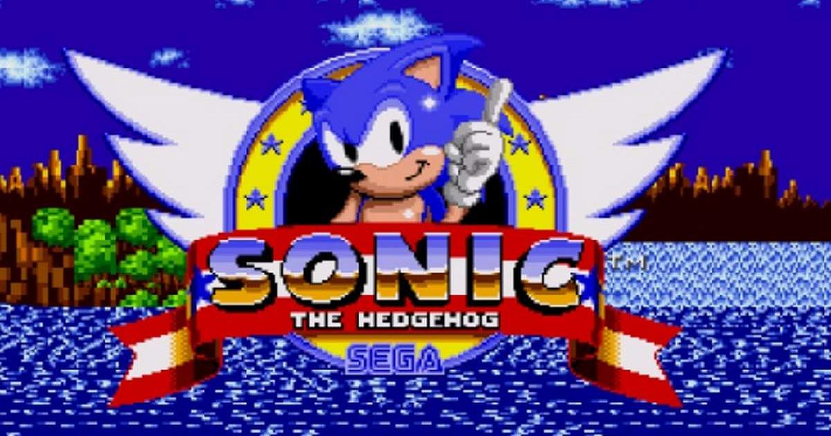 nerdface nerd origins sonic 1991