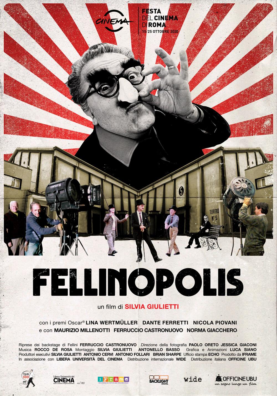 nerdface recensione fellinopolis