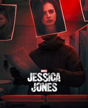nerdface recensione Jessica Jones 3 poster