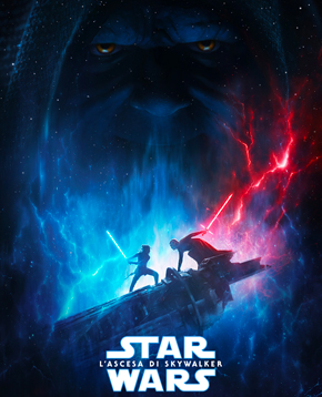 nerdface recensione Star Wars: l'Ascesa di Skywalker poster