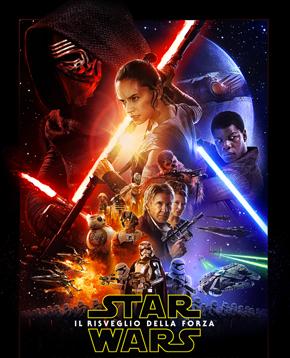 nerdface recensione Star Wars: il Risveglio della Forza poster