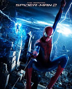 locandina ufficiale amazing spider-man 2 il potere di electro - nerdface