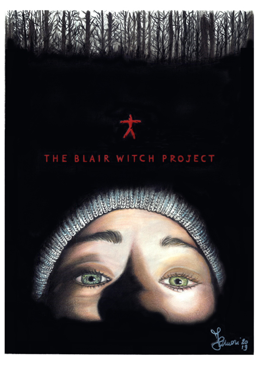 The blair witch project nerd origins nerdface