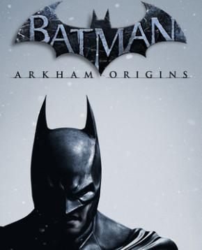 copertina ufficiale del videogioco Batman Arkham Origins - nerdface
