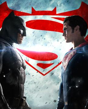 nerdface recensione Batman v Superman: Dawn of Justice poster