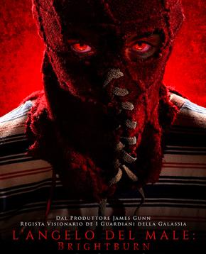 Poster del film Brightburn - nerdface
