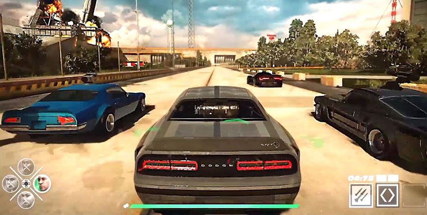Un livello di Fast & Furious: Crossroads - nerdface
