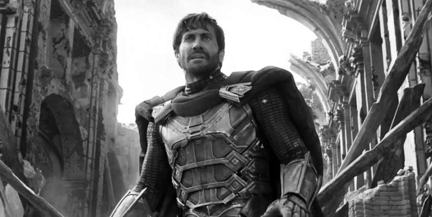 Jake Gyllenhaal nei panni di Mysterio in Spider-Man Far From Home - nerdface
