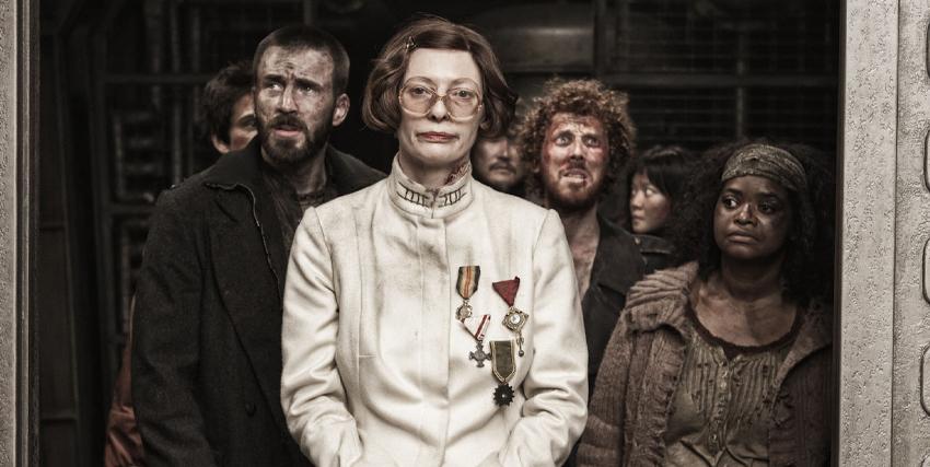 Tilda Swintoncon parte del cast di Snowpiercer - nerdface
