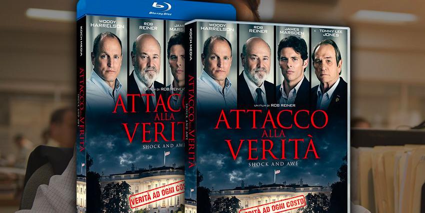 un collage dei packaging home video di attaccdo alla verità - nerdface