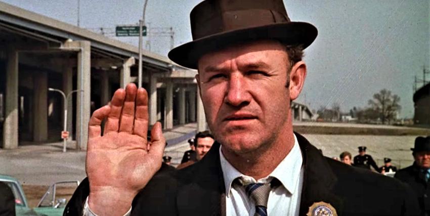 Primo di Gene Hackman ne Il Braccio Violento della Legge - nerdface