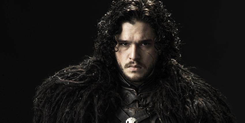 kit harington è un cupo jon snow in game of thrones - nerdface