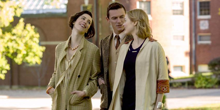 La famiglia Marston all'aperto - nerdface