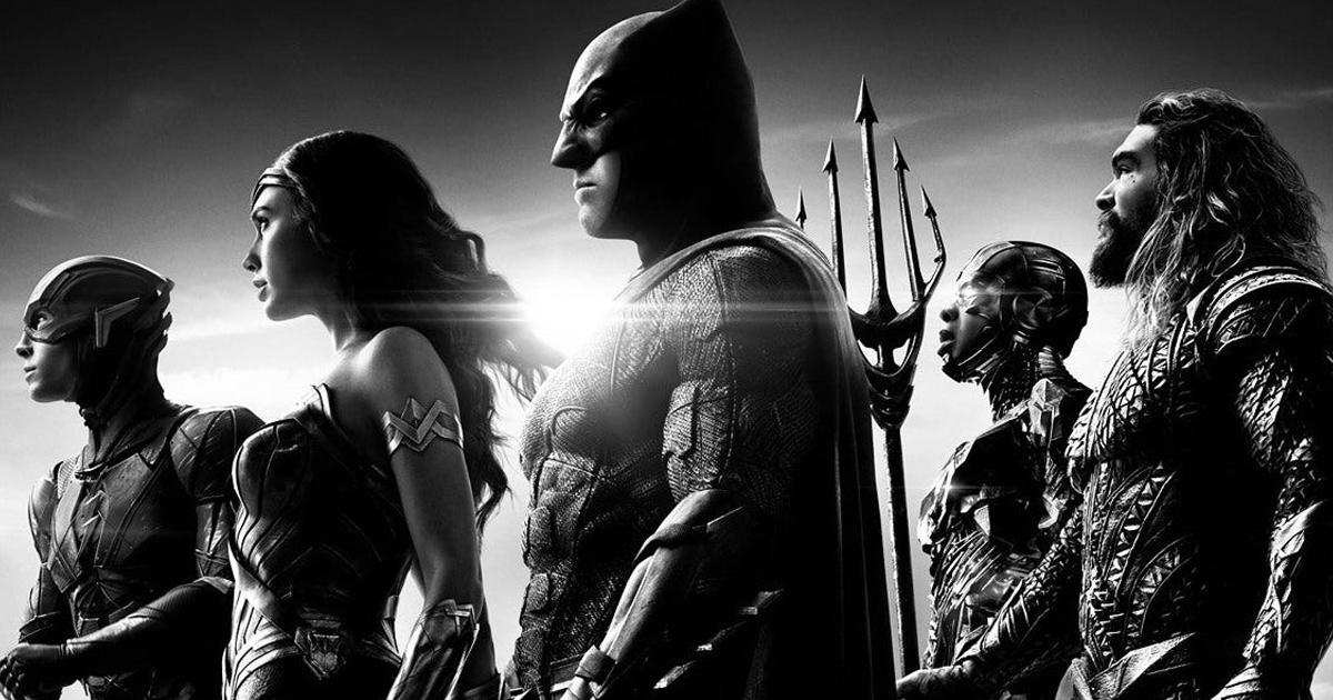 La Justice League - nerdface
