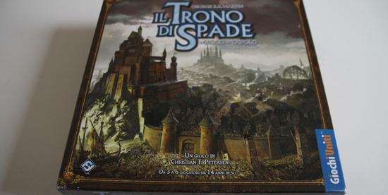 box set del gioco da tavolo de il trono di spade - nerdface