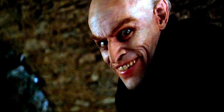 Willem Dafoe in L'Ombra del Vampiro - nerdface