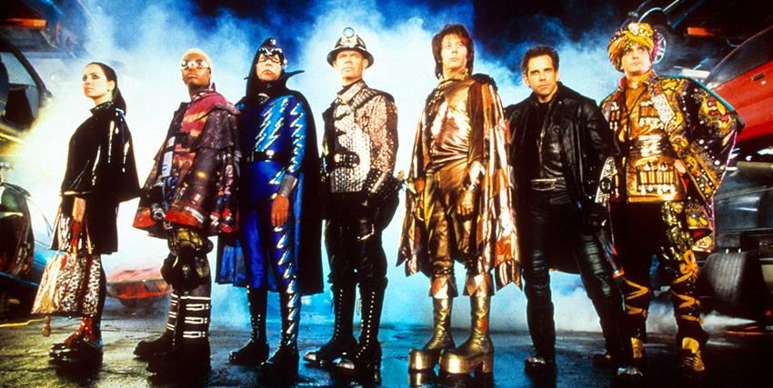 Il cast di Mystery Men - nerdface