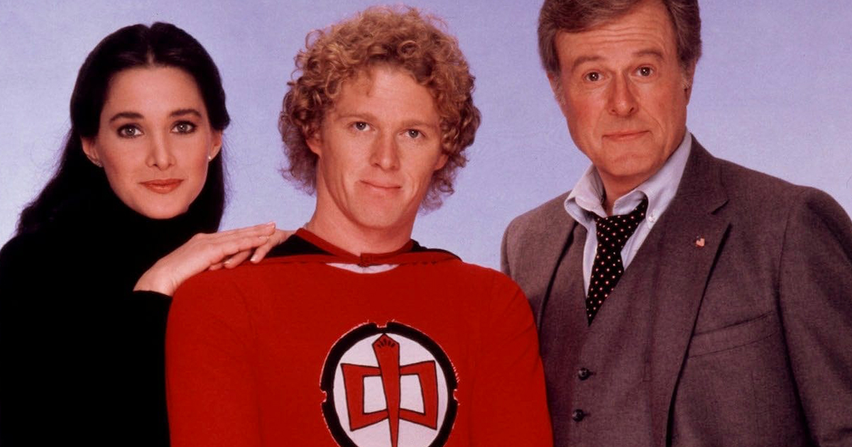 William Katt veste i panni di Ralph Henley in The Greatest American Hero - nerdface
