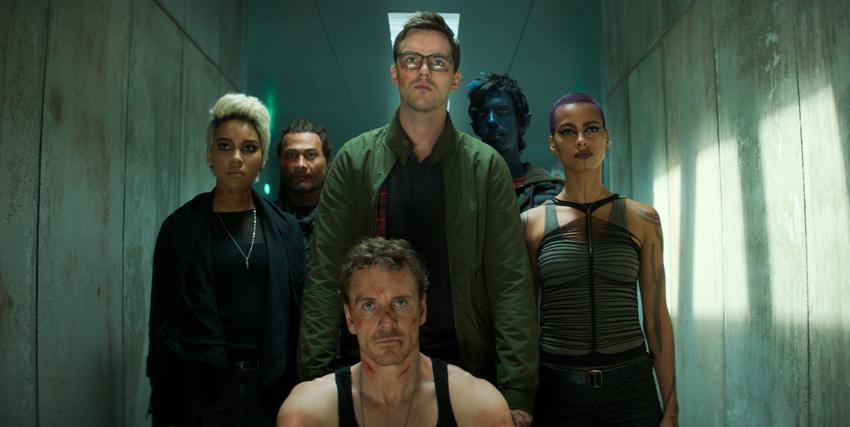 Parte del cast di X-Men: Dark Phoenix - nerdface