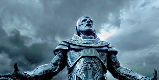 Apocalisse in X-Men: Apocalypse - nerdface