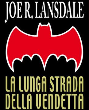 copertina ufficiale del libro La Lunga Strada Della Vendetta - nerdface
