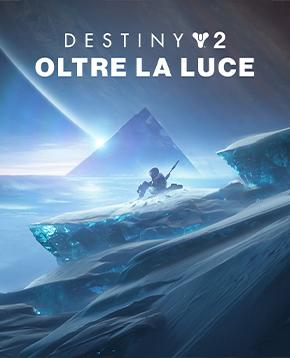 Copertina del DLC di Destiny 2 Oltre la Luce - nerdface