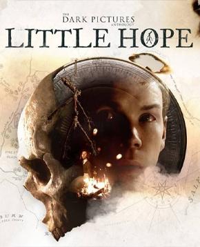 Copertina ufficiale del videogioco Little Hope - nerdface