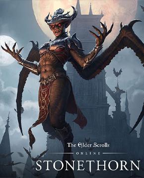 copertina ufficiale del DLC The Elder Scrolls: Stonethorn - nerdface
