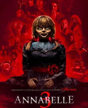 nerdface recensione Annabelle 3