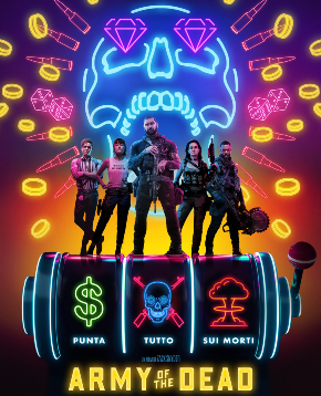 recensione nerdface army of the dead