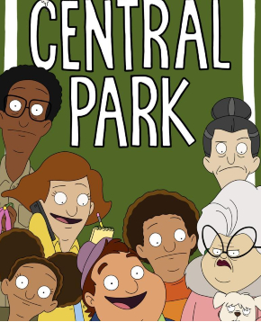 locandina central park 2 - nerdface