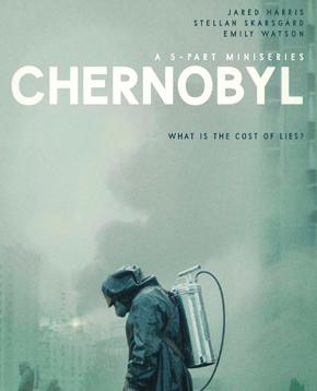 locandina ufficiale chernobyl - nerdface