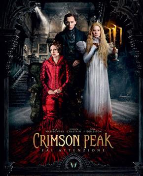 poster crimson peak