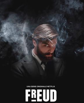 locandina serie tv freud - nerdface
