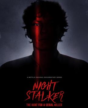 la locandina ufficiale di night stalker - nerdface