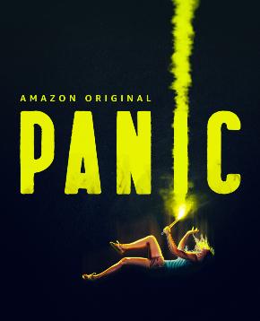 la locandina ufficiale di panic - nerdface