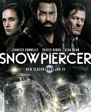 la locandina ufficiale di snowpiercer 2 - nerdface