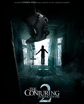 poster The Conjuring: il Caso Enfield